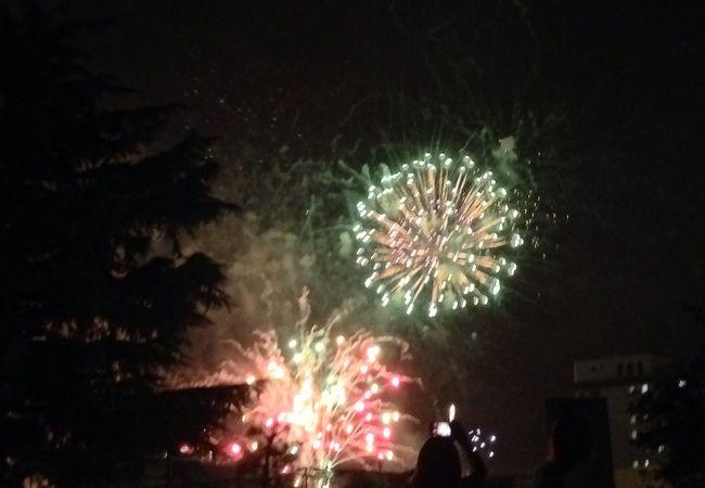 琵琶湖岸で楽しめる全国有数のおすすめ花火大会