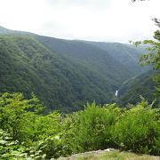 山との調和が綺麗です。
