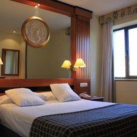 素敵な客室。ベッドマットレス、枕が最高!