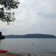 琵琶湖最大の島!!