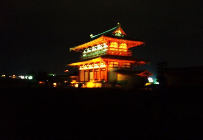 【規模縮小】奈良大文字送り火