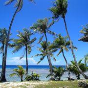 非常に綺麗なビーチです