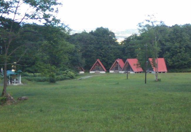 日向森林公園キャンプ場