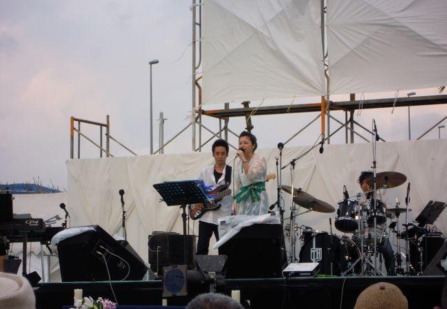 夏川れみのライブも「南の島の星まつり」~石垣~