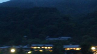 嵐山灯篭流し