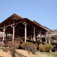 アジアンテイストのユニークな木造建築