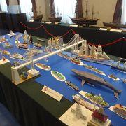 関門海峡の資料館