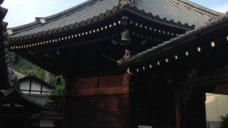 徳林庵(四ノ宮地蔵)