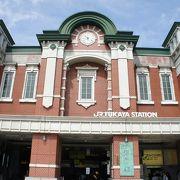 まさしく東京駅と同じ印象です
