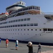3泊4日のクルーズ船初体験