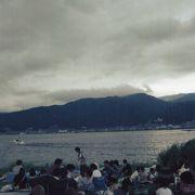 2014年度諏訪湖祭湖上花火大会