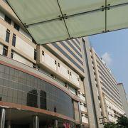 バンコク有数の高級病院