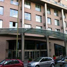 イルニオン アルカラ ノルテ ホテル