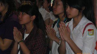 ベトナムの天満宮 文廟