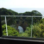 無料です。ここから眺める白山洞門も素晴らしい