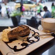バンクーバーNO.1チーズケーキ