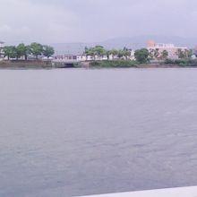 舟になった〜〜!