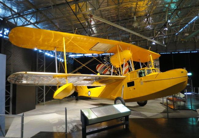 オーストラリア空軍博物館 クチ...