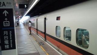 日本の新幹線そのまま