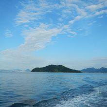 船上からの景色