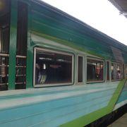 ラグジュアリー列車