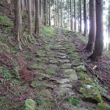 熊野古道(和歌山県海南市)