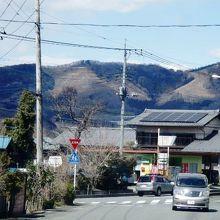 駅周辺の景観がよい上長瀞駅(かみながとろえき)