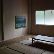 ライダーハウスの部屋