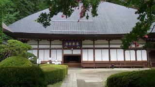 安楽寺(長野県上田市)