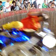 北海道神宮例大祭(札幌まつり) ワールド・オートバイ・サーカス
