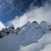 スキーが楽しい国立公園