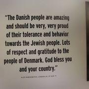 ナチスの迫害から多数のユダヤ人を助けたデンマーク人 特別展「戦争中のユダヤ人」
