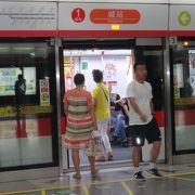 杭州の地下鉄