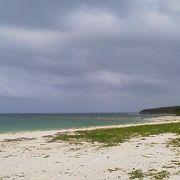 島の南東へレンタサイクルで「アイヤル浜」~竹富~