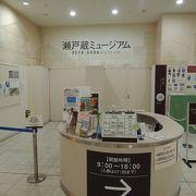 瀬戸蔵内になる焼物歴史博物館