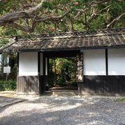 松本の奥座敷