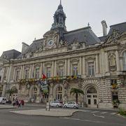 トゥール市庁舎