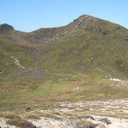 牧ノ戸峠コースで初の久住山登山。くじゅう中央連山6山を縦走。