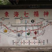 品川宿界隈の七福神