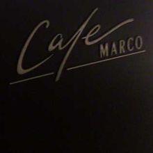 マルコポーロホテル内のフュージョンカフェ