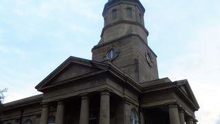 セント フィリップス監督派教会