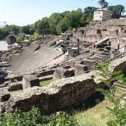 リヨンがローマのガリア支配の中心地だったことがちょっと実感できます
