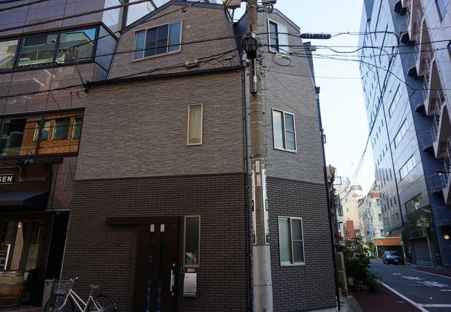 何でこれが??というような建物