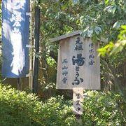 このお店は、元祖湯豆腐のお店で、おすすめは、湯とうふ定食です。