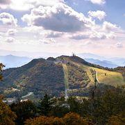 誰もが登れて、景色が楽しめる山