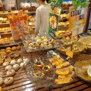 安くて美味しいパンをイートインで食べられるお店