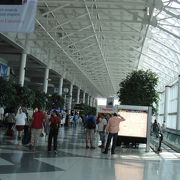 US Airwaysのハブ空港
