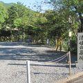 写真:清姫の墓