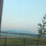 【祝☆無料!】大津と草津を結ぶありがたい橋♪