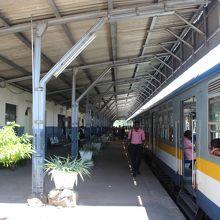 パッティポラ駅